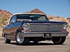 1963 Chevrolet Chevy II Nova Convertible