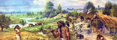 The Paleo Diet: Claims Versus Evidence - Fit for Life Agricultural Revolution, Site Archéologique, Ardennes, Paleo Diet, Dungeons And Dragons, Health Benefits, Fitness, Life, Painting