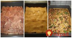 Vrstvený drevorubačský kastról: Za toto jedlo vás bude manžel nosiť na rukách! Mashed Potatoes, Ale, Meat, Chicken, Ethnic Recipes, Whipped Potatoes, Smash Potatoes, Ale Beer, Ales