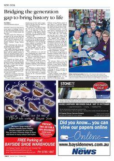 13th October 2014  Frankston Times 13th October 2014