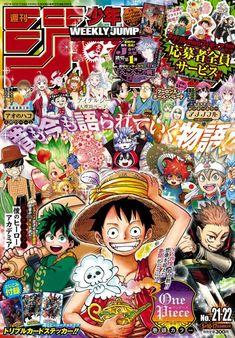One Piece Chapter, Manga Covers, Art Icon, One Piece Manga, Spring, Kawaii Anime, Manga Anime, Otaku, Product Launch