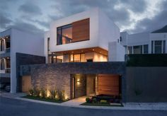 Architecture | Architect | House | Pozas Arquitectos | Home Style ~ Great pin! For Oahu architectural design visit http://ownerbuiltdesign.com