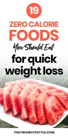 Best Diet Foods, Best Weight Loss Foods, Healthy Food To Lose Weight, Weight Loss Snacks, Weight Watchers Meals, Healthy Foods To Eat, Negative Calorie Foods, Zero Calorie Foods, Low Calorie Recipes
