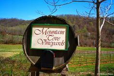 Mountain Cove Vineyards, Virginia's Oldest Winery