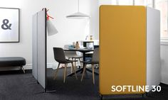 Abstracta creates products for great spaces. Whether it is work or home, the design thinking behind our collection will boost creativity and make work more focused. Abstracta makes products for five different areas; Acoustics, Meetings, Workstations, Storage and Home.