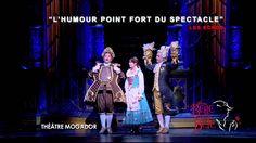 La Belle et la Bête - Le Musical au Théatre Mogador de Octobre 2013 à Juillet 2014 ... Trailer