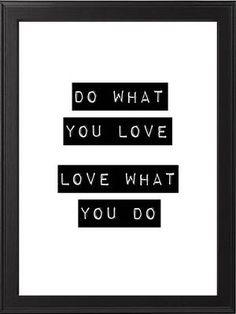 Walldesign - Do what you love