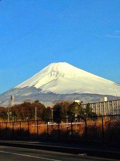 Mt.Fuji 富士山 2/19/2015
