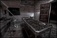 The morgue.