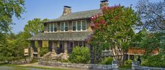 Laurel Lodge | Harpers Ferry West Virginia, Bed & Breakfast  (Locally called The Crazy House for the artifacts in the stone walls)