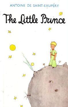 The Little Prince by Antoine De Saint-Exupery, 1943 Good Books, Books To Read, My Books, Dr Klein, Rachel Portman, Love Book, This Book, St Exupery, Little Planet
