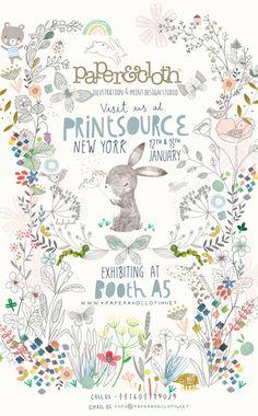 print & pattern: PRINTSOURCE - opens today