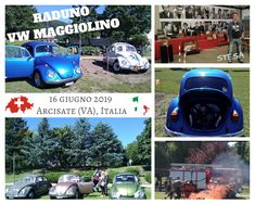VW Maggiolino - RADUNO Arcisate (VA) - Italy 16 giugno 2019  #VWMaggiolino #VWMaggiolinoStesa #VWRaduno Monster Trucks, Cars, Vehicles, Italia, Autos, Car, Car, Automobile, Vehicle