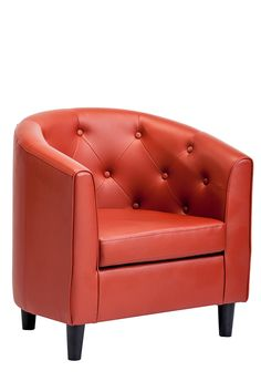 Lincoln Button Tub Chair| Mrphome Online Shopping