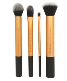 Unique BargainsWomen Wood Handle Treatment Makeup Tool Facial Mask Orange Brush 6 Pack - Shiseido Benefiance WrinkleResist24 Day Emulsion SPF 18 2.5 oz