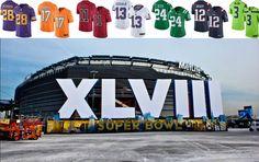 6d345e3e4 NFL super bowl outlet El Super, Super Sunday, East Rutherford, Seattle  Seahawks,