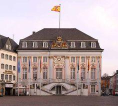 Bonn ~ North Rhine-Westphalia ~ Germany ~ Historic Town Hall