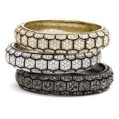 Tasha Crystal Honeycomb Hinged Bracelet ($32) ❤ liked on Polyvore featuring jewelry, bracelets, accessories, bangles, gioielli, honeycomb jewelry, crystal jewelry, honey comb, bracelets bangle and bangle jewelry