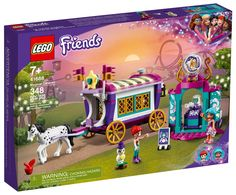 Caravan, Lego Shop, Lego Friends Sets, Magic Sets, Small Bees, Lego Toys, Just Because Gifts, Shops, All Toys