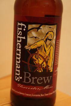 Cape Ann's Brewing - Fisherman's brew    Ok