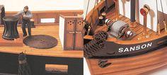 Historische schepen voor hout modelbouw - blog-