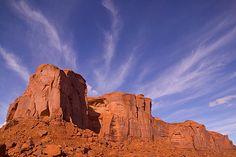 Spearhead Mesa, Monument Valley, Arizona