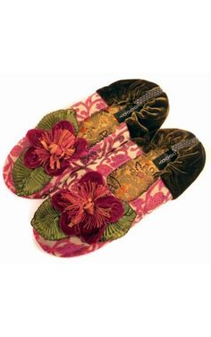 Passion Slippers Goody Goody Slippers