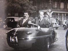La Citycar de Victor BOUFFORT