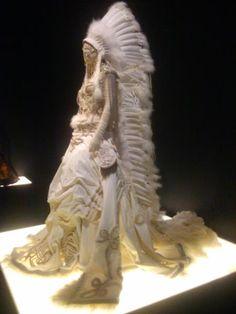 Jean Paul Gaultier exibit in Montreal