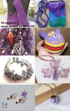 Cute, cute, cute! by Gabbie on Etsy--Pinned with TreasuryPin.com Crochet Necklace, Crochet Hats, Etsy Shop, Cute, Handmade, Beautiful, Color, Fashion, Knitting Hats