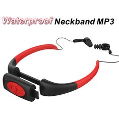 8GB Waterproof MP3 IPX8 Music Player Underwater Sports Neckband Swimming Diving with FM Radio Earphone Stereo Audio Headphone♦️ SMS - F A S H I O N 💢👉🏿 http://www.sms.hr/products/8gb-waterproof-mp3-ipx8-music-player-underwater-sports-neckband-swimming-diving-with-fm-radio-earphone-stereo-audio-headphone/ US $21.99