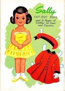 Sally, city girl com elegante guarda roupa para passear!