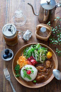 バターチキンカレーワンプレート。 あ~るママオフィシャルブログ「毎日がお弁当日和♪」Powered by Ameba