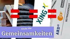#Rundfunkbeitrag #Rundfunkgebühr | Was die #GEZ-Gebühr mit #Holzpaletten, #Jeanshosen und #XING gemeinsam hat