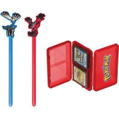 Power A Pokemon X/Y Bonus Accessory Kit (Nintendo DS)