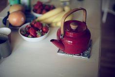 Reds teapot :)