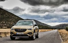 Road test Opel Grandland X (Athens-Greece)