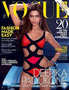 Deepika Padukone – Vogue India June 2012