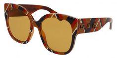 Gucci GG0059S Oversize sunglasses  #eyewear #newin #fashion #Gucci