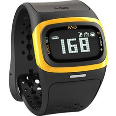 Mio Alpha 2 Continuous Heart Rate Watch Yellow M/L -- For more information, visit image link. (This is an affiliate link and I receive a commission for the sales) #HealthMonitors