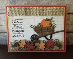 really pretty Fall card