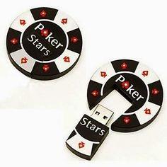 Pendrive 32 GB Ficha de Poker   USB Originales