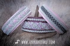 Reindeer Antlers, Handicraft, Hand Stitching, Pewter, Hand Carved, Carving, Bracelets, Silver, How To Make
