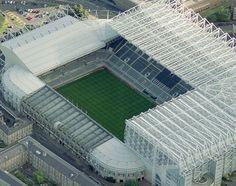 St. James' Park Football Stadiums, Football Team, Newcastle United Football, St James' Park, Saint James, Past, British, England, The Unit