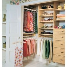 Small Closets Design, Pictures, Remodel, Decor and Ideas