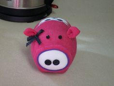 This is Tuesday the first sock pig.