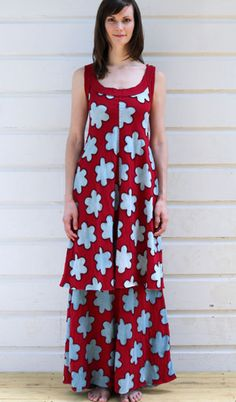 Little Flowers Long Skirt. This outfit is adorable, but I can't see paying $2380.00 for a cotton skirt. The dress is $2145.00 for a grand total of $4525.00