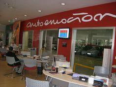 Nuestras oficinas en Levante Motor. Avenida del Cid, Valencia.