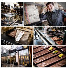 #Alain #Ducasse a créé La #Manufacture du #Chocolat en collaboration avec le #chocolatier #Nicolas #Berger La Manufacture du Chocolat 40 rue de la Roquette, 75011 Paris