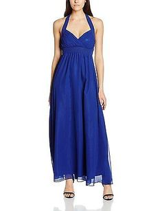 12, Blau (Dark Blue AL), MY EVENING DRESS Women's Lizzie NEW